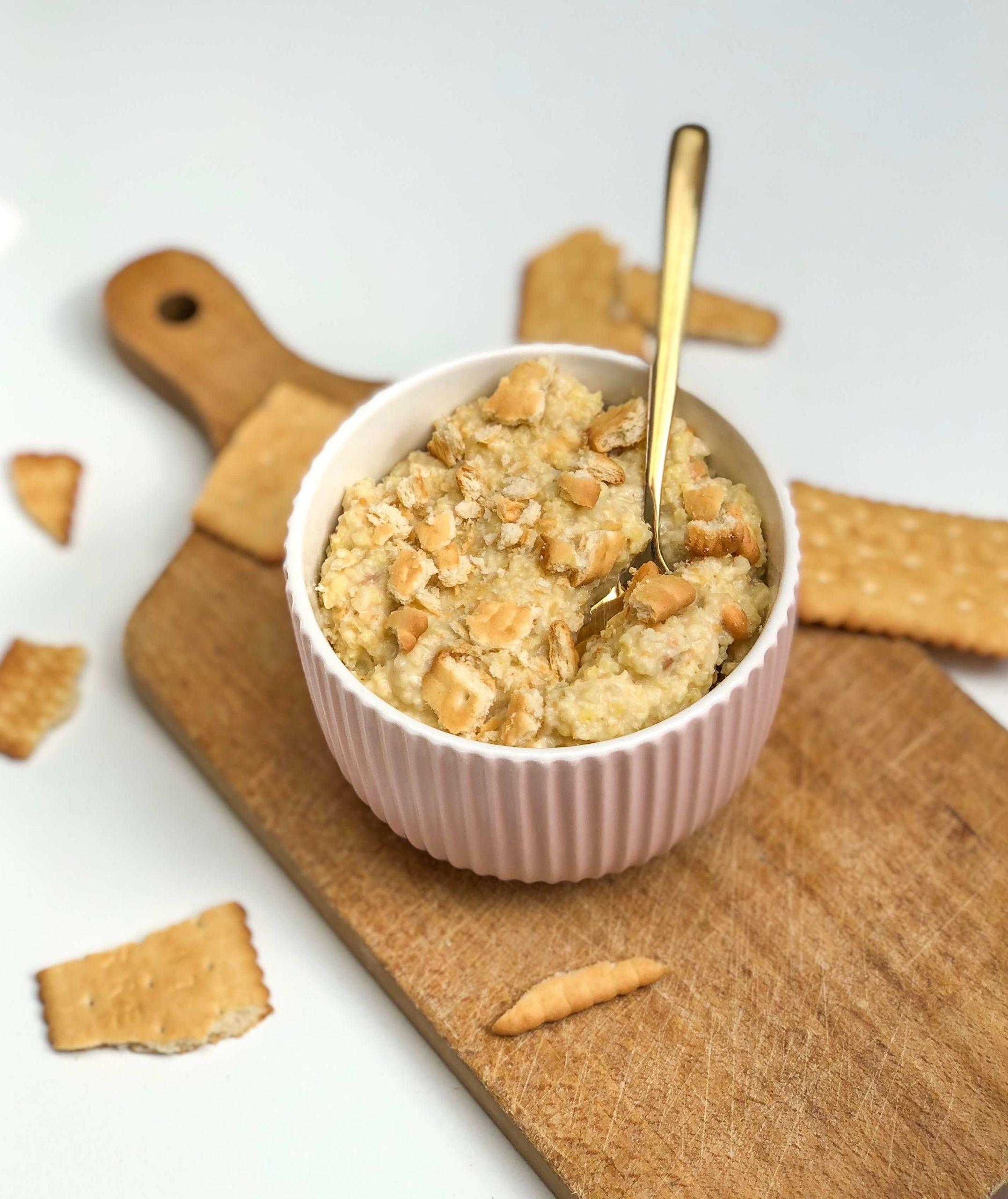 Przepis na zdrową jaglankę ciasteczkową - pomysł na fit śniadanie
