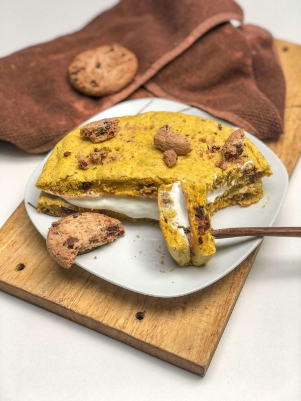 Przepis na ciasteczkowego omleta