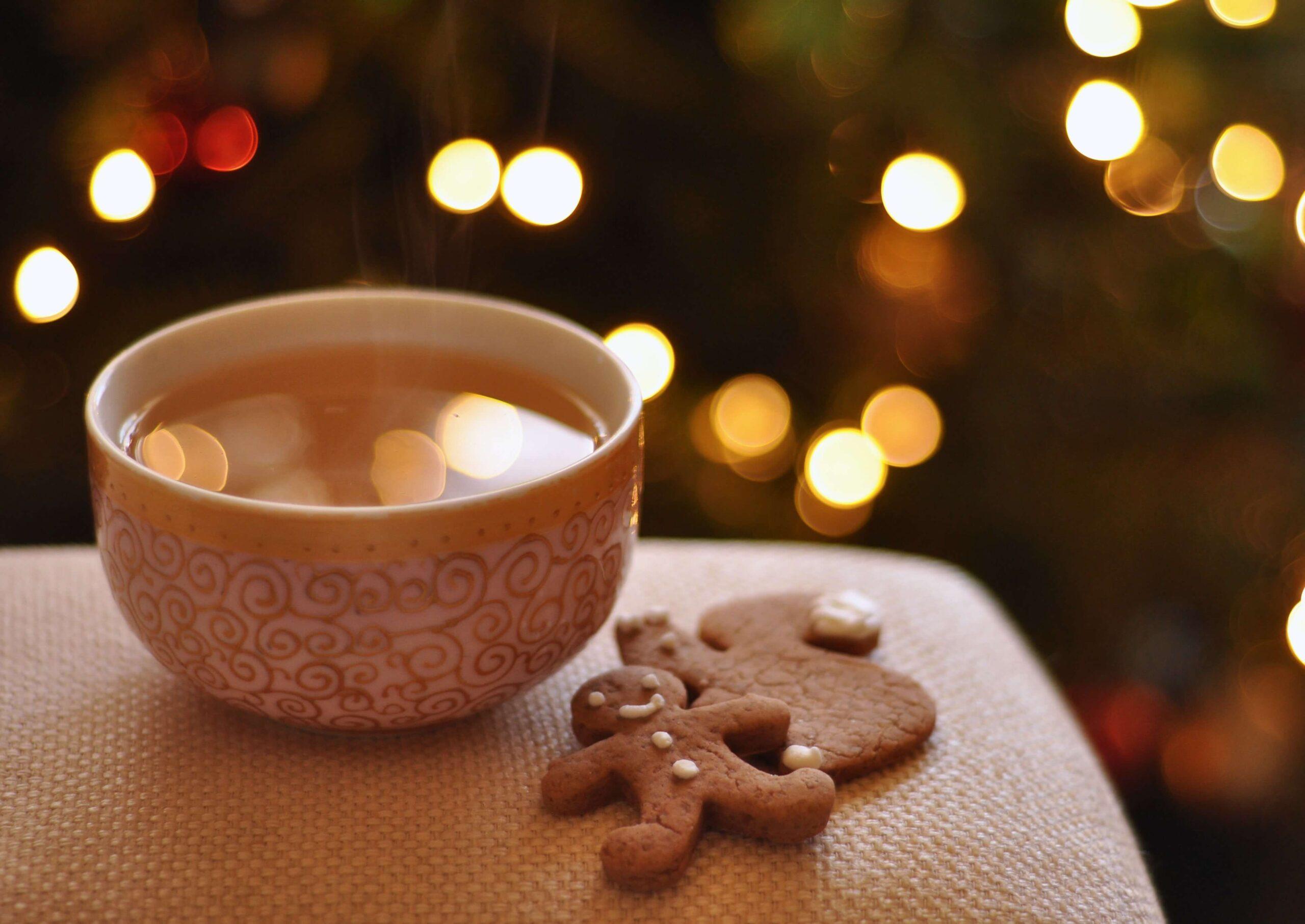 pierniczki świąteczne - zdrowe podejście do świąt