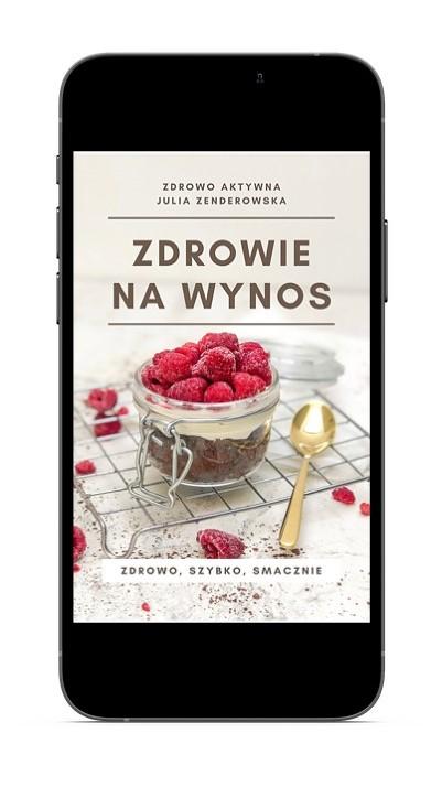 """e-book """"zdrowie na wynos"""""""
